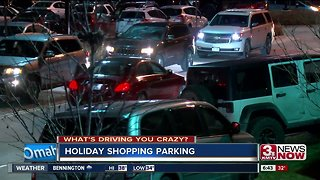 What's driving you crazy: Holiday parking