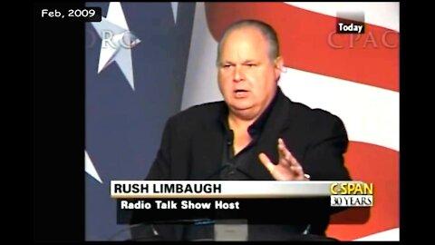 Rush Limbaugh, CPAC 2009, The Spirit of Conservatism