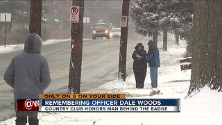 Remembering Officer Dale Woods