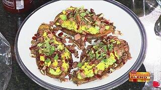 Tasty Avocado Toast... with a Twist!