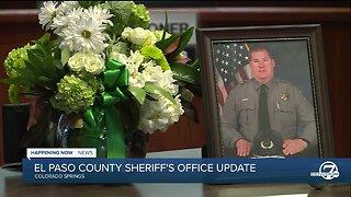 El Paso County sheriff's deputy dies from COVID-19