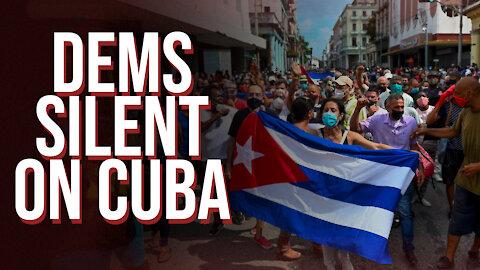 Democrats Silent on Cuba