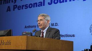 NIAID Director Says U.S. Coronavirus Testing System 'Is A Failing'