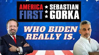 Who Biden really is. Lee Smith with Sebastian Gorka on AMERICA First
