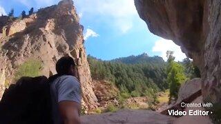 Pre Covid hike in Colorado