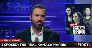 There Is Nothing Authentic About Kamala Harris