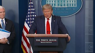 White House Task Force Briefing March 24