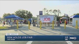 Southwest Florida International Airport to host job fair
