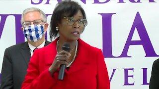 State Senator Sandra Williams launches bid for Cleveland Mayor