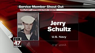 Yes Squad Service Member Shout Out: Jerry Schultz