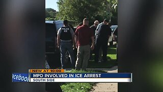 Family members question Milwaukee police involvement in ICE arrest