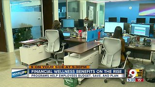 Financial wellness benefits on the rise