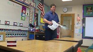 Schools prepare for the potential spread of coronavirus