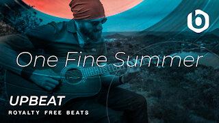 Royalty Free Beats Upbeat One Fine Summer