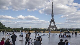 Eiffel Tower Set To Reopen Next Week After Being Closed For Months