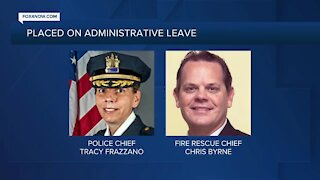 Investigation results into Marco Island Police and Fire Chief expected tomorrow
