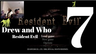 Playing more Resident Evil!!!