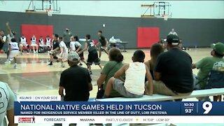 Lori Piestewa National Native games held in Tucson