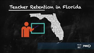 Florida teacher retention amid the pandemic remains unclear
