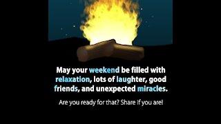 Your Weekend [GMG Originals]