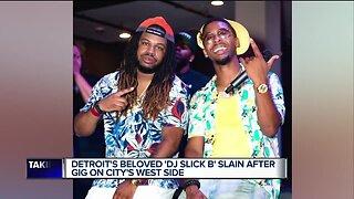 Detroit music community mourns for slain DJ Slick B