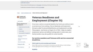 Program helps disabled veterans get into the work force during the pandemic