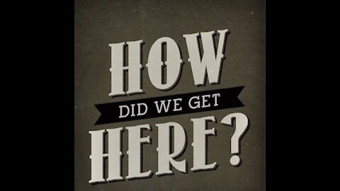 How Did We Get Here - Salim Mansur