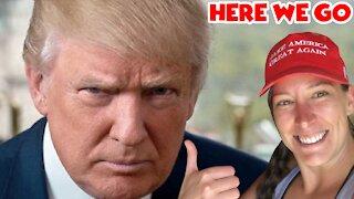 Trump Asks - Who Shot Ashli Babbitt?
