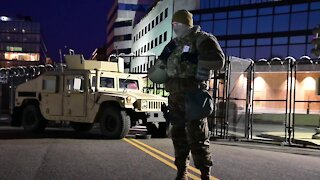 More Military Troops Sent to Protect U.S. Capitol - Potential Civil Unrest at Impeachment Trial