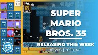SUPER MARIO BROS. 35 - This Week in Gaming /Week 40/2020