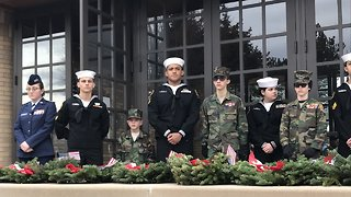 Thousands visit Fort Logan National Cemetery for Wreaths Across America Day