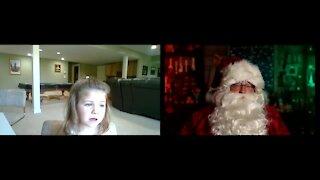 Santa Zooms Hello - Hope1