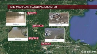 Community coming together amid flooding in Midland County.