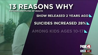 Teen suicide rates spiked after debut of Netflix show '13 Reasons Why,' study says