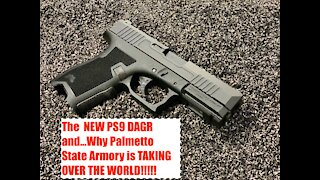 The NEW Palmetto State Armory Dagger...and why PSA is TAKING OVER THE WORLD!!!