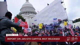 Senate report details sweeping failures around Jan. 6 attack