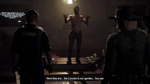 Far Cry 5 Mission 1. (The Warrant.)