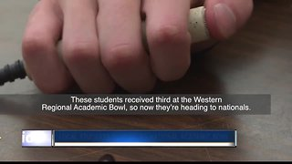 Idaho deaf students use late coach as inspiration heading into national competition