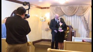 Vegas couple, counselor share keys to a successful marriage