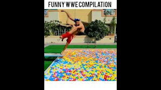 Funny wwe compilation