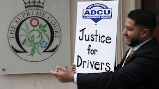 U.K. Supreme Court: Uber Drivers Are Workers, Should Get Benefits