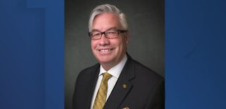 Nevada State College president honored