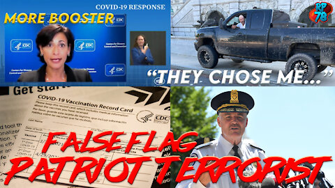 DC False Flag Patriot Terrorist Revealed