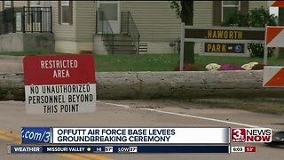 Offutt Groundbreaking Ceremony