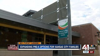 Expanding pre-K options for Kansas City families