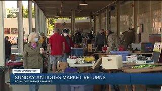 Sunday Vintage Market