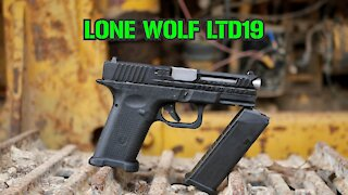 Lone Wolf LTD19 : TTAG Range Review