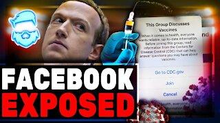 Facebook BOMSHELL After 2 Whistleblowers Leak CREEPY Censorship Documents