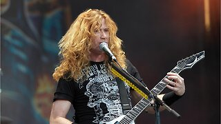 Megadeth's Dave Mustaine Confirms He Has Throat Cancer