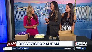 Local business helps autism charities thru desserts with a twist